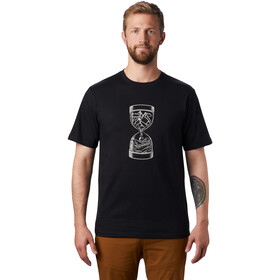 Mountain Hardwear MTN & Sea Hourglass Camiseta Manga Corta Hombre, black